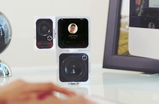 Build your own smart, modular speaker with SparkBlocks