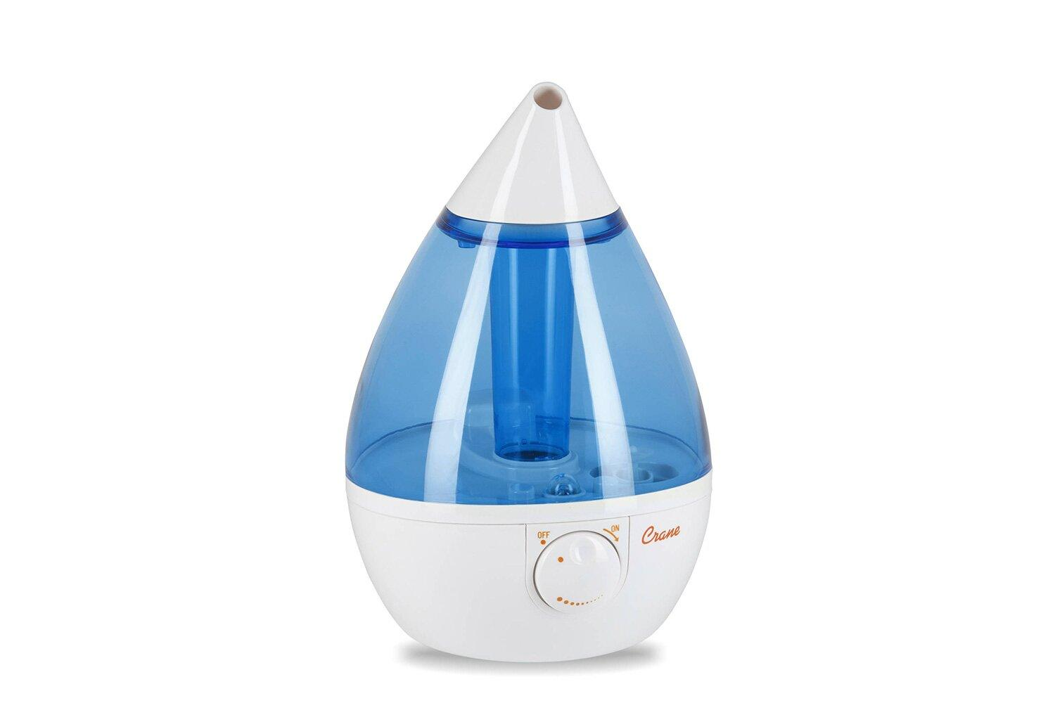 This Cool Mist Humidifier Helps Prevent Dry Skin and Sinus