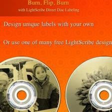 LaCie offers free LightScribe Labeler for Mac