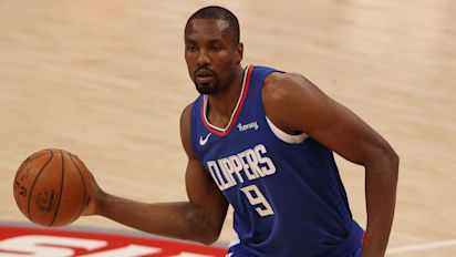 Clippers won't get Ibaka back for playoffs