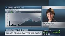 Does Wall Street get Twitter?