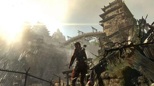 Tomb Raider: Definitive Edition is the new, definitive-ish UK No. 1