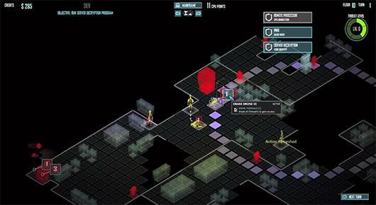 Invisible, Inc update comes in from the cold