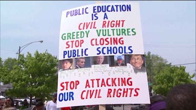 CPS teachers, students and parents to protest outside City Hall