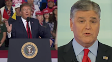 Donald Trump mocks 'ridiculous' Green New Deal on 'Hannity'