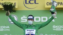 Sam Bennett close to winning green jersey at Tour de France after his lead grows