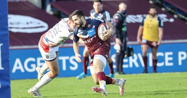 <b>Rugby</b> - Top 14 - UBB - Jules Gimbert (Union Bordeaux-Bègles) prolonge jusqu&#39;en 2023
