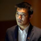 Thai opposition figure says government seeks to silence him on vaccine