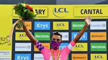 Tour de France: Martinez wins stage 13, Roglic consolidates lead