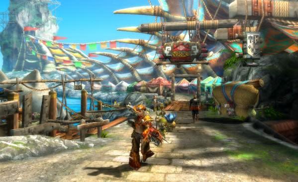 Capcom sales, income up in 2012