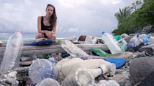 This Island 'Unspoilt Paradise' Is Littered With 400 Million Pieces Of Plastic