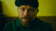 Willem Dafoe, 63, defends playing 37-year-old Van Gogh after backlash