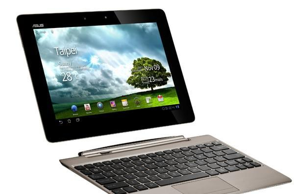 ASUS Eee Pad Transformer Prime: 10-inch Super IPS+ display, 12-hour battery and quad-core Tegra 3, ships in December for $499