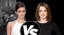 Maisie Williams Takes on Emma Watson's Brand of Feminism