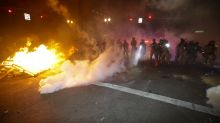 Tear gas fired again; Portland protest standoff continues