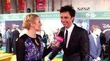 """Zach Braff Talks His """"Adorable"""" Oz Character and Has a Scrubs Reunion"""