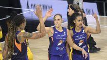 ESPN's average WNBA opening weekend viewership up 63 percent over 2019 season
