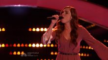 16-Year-Old Singer Impresses Judges on 'The Voice'