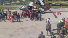 Nepal: Indian pilgrim beheaded by rear blade of helicopter