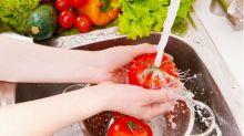 Coronavirus: las recomendaciones del Gobierno para lavar frutas y verduras