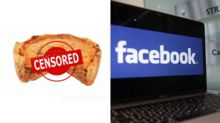 Facebook deems baker's pie 'too sexy' for social media