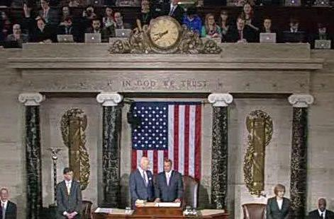 Apple takes center stage in Presidential State of the Union address