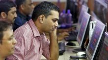 Sensex ends flat; GDP data awaited