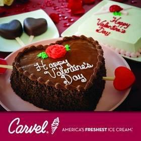 Carvel Sweetens Valentine S Day With New Chocolate Decadence Heart Cake