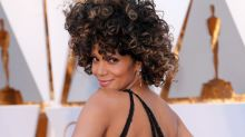 Halle Berry's 'Wild and Free' Oscars Curls Divide Twitter