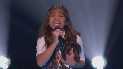 Angelica Hale becomes first 2-time Golden Buzzer recipient on 'AGT'