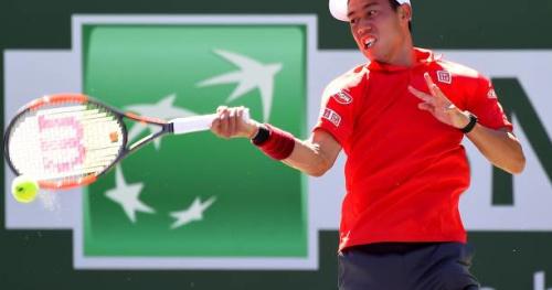 Tennis - ATP - Miami - Masters 1000 de Miami : Kei Nishikori s'est employé face à Fernando Verdasco au troisième tour