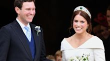 Princess Eugenie Announced She's Pregnant With an Adorable IG Post