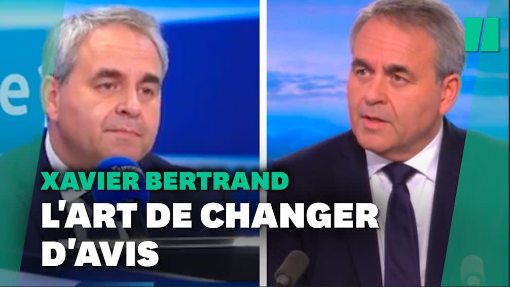 Présidentielle 2022: Xavier Bertrand enchaîne les volte-face sur le Congrès LR