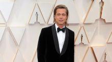 Brad Pitt : le message de sa compagne sur Instagram pour Angelina Jolie