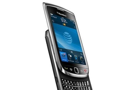 BlackBerry Torch headed to Telus (update: and Rogers and Bell)