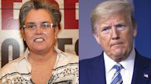 Rosie O'Donnell says President Trump will lose reelection: 'People will rise to the occasion'