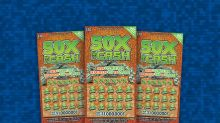 Charlotte man hits $1M lottery jackpot, but got goosebumps so bad, he needed a moment