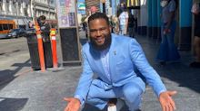 Anthony Anderson Says 'Dreams Do Come True' as He Receives Hollywood Walk of Fame Star