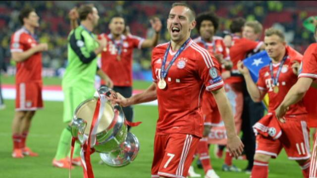 Finale - Ribéry, enfin champion d'Europe