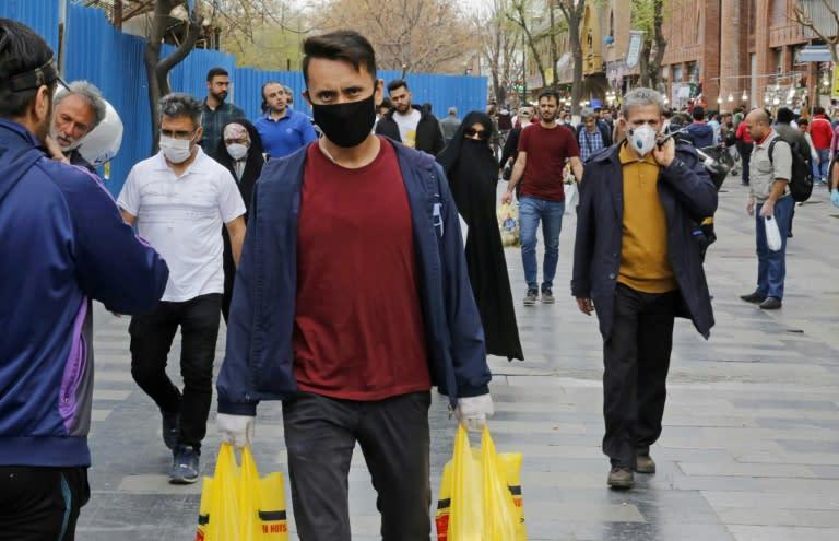 US citizens freed in Iran, Lebanon as coronavirus fuels fears