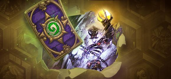 Hearthstone season four card back unveiled