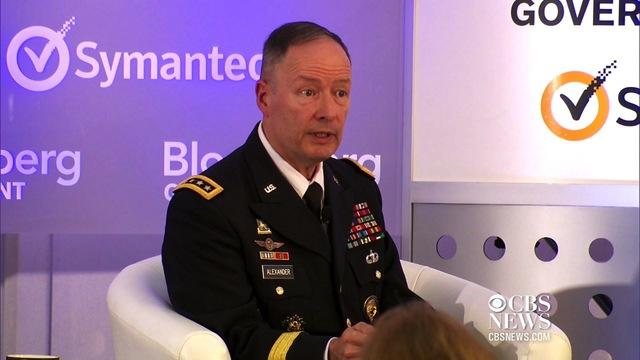 NSA did not break into Google, Yahoo servers: NSA chief