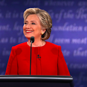 5 pieces of evidence that Hillary Clinton won the big presidential debate