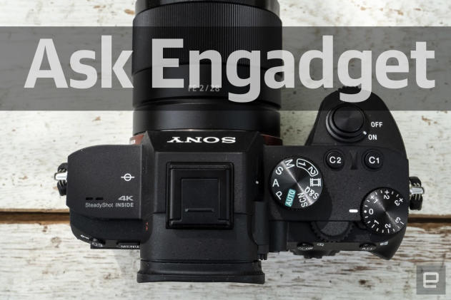 Ask Engadget: What's the perfect gift for a fledgling photographer?