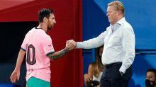 Ronald Koeman Unsure About Lionel Messi's Future at Barcelona After Their 1-2 Loss Against Celta Vigo in La Lia 2021