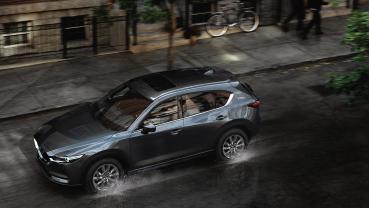 新年式 Mazda CX-5 新增「黑艷」雙車型 七車款 98.9 萬起