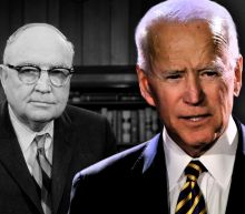 Joe Biden on racist colleague: 'He never called me boy'