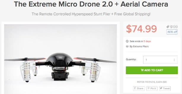 Cyber Monday Joystiq Deals: Extra 10% off controllers, drones, more