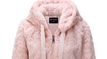 'High-quality winter coat': This faux fur jacket is beloved by Amazon shoppers