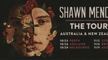 Shawn Mendes announces 2019 Australian tour